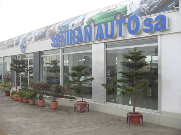 """La Société """"Seniran-Auto"""" touchée par l'arrêt de délivrance de licence de taxi à Dakar"""