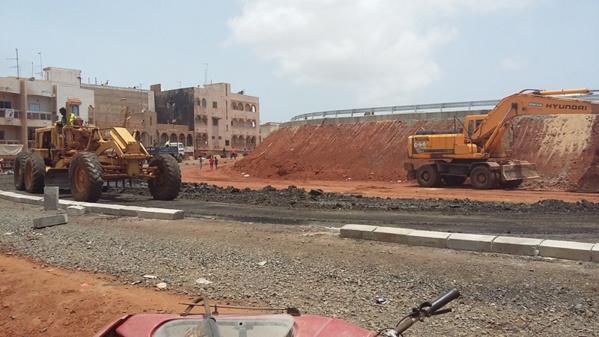 PONT DE L'EMERGENCE: Ce prématuré que Macky Sall va inaugurer ce samedi (images)