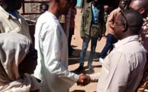 KEDOUGOU : Abdoul Mbaye pêche dans les eaux de l'Apr