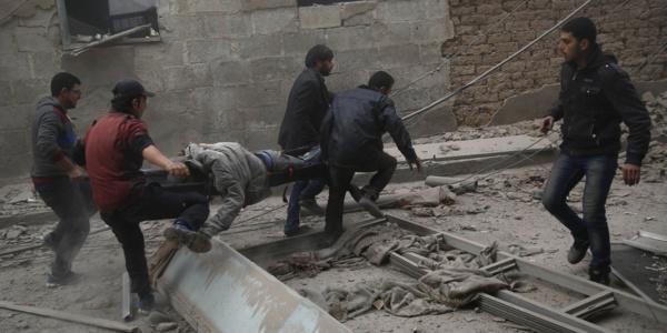 Syrie : Plus de 1 000 civils ont été tués en 20 jours dans la Ghouta orientale