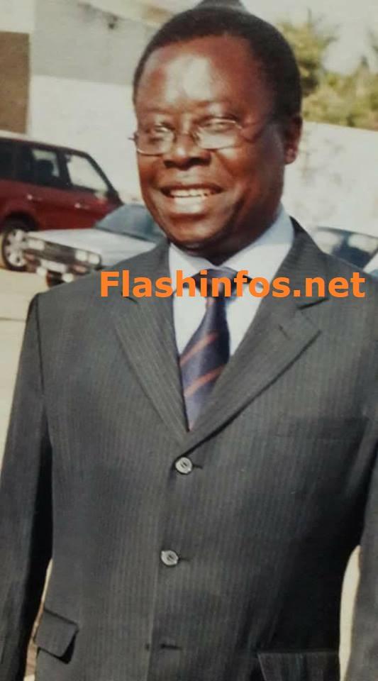 Nécrologie : Le Ministre d'Etat, Robert Sagna en deuil !