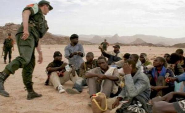 Des Sénégalais refoulés de l'Algérie vers le Niger