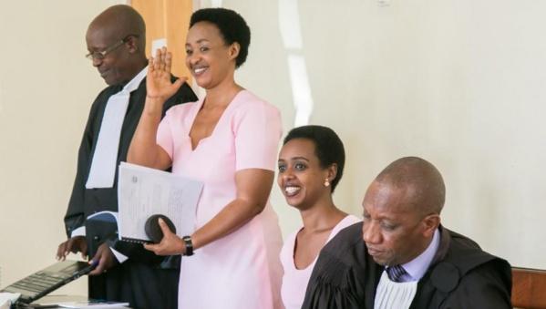Rwanda: l'opposante Diane Rwigara et sa mère remises en liberté provisoire