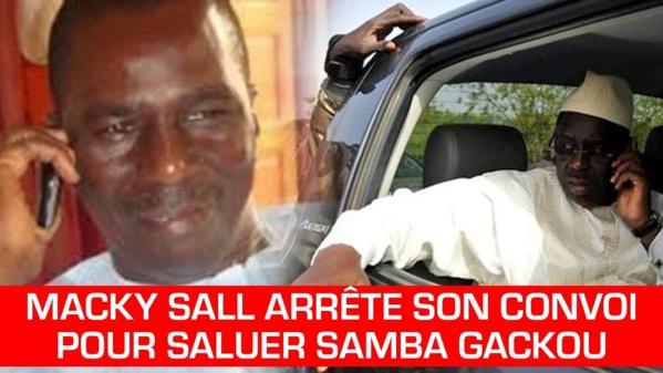 Samba Gakou : La République reconnaissante envers un homme qui continue de servir son continent, son pays, sa région !