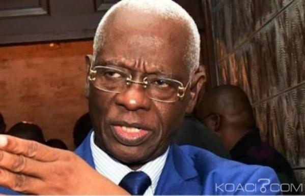 Côte d'Ivoire: Décès d'Aboudramane Sangaré à Abidjan