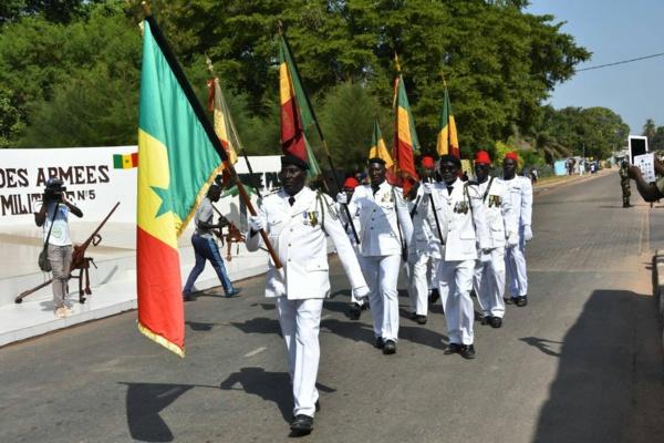 Journée des Forces Armées : Ziguinchor a fêté ses Diambaars (Photos)