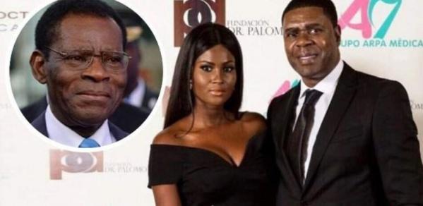 La sœur de Tony Sylva est mariée au fils d'un riche Président africain
