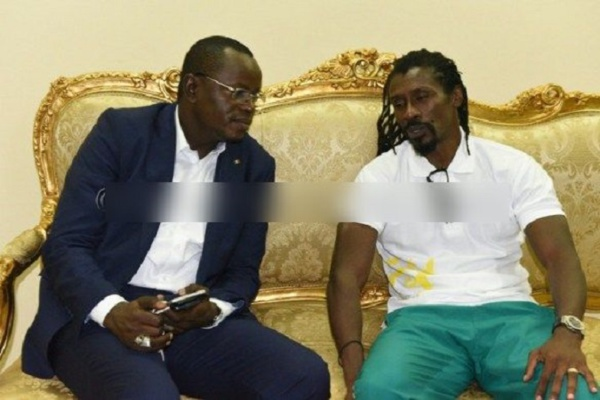 Prolongation d'Aliou Cissé : Matar Ba dit niet
