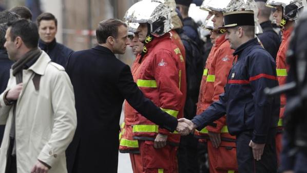 France: la crise des «gilets jaunes» exacerbe le malaise de la police