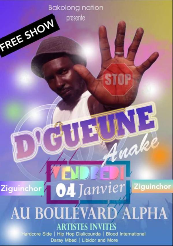 Ziguinchor : Sortie officielle ce vendredi du nouveau single « Beautiful Women » de l'artiste D'Gueune