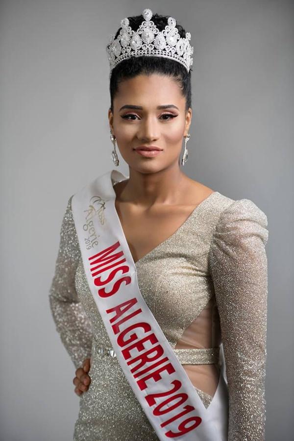 Première Miss Algérie noire :  Khadidja Benhamou victime de racisme