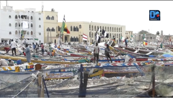 Langue de barbarie : Encore 4 pêcheurs disparus en Mauritanie