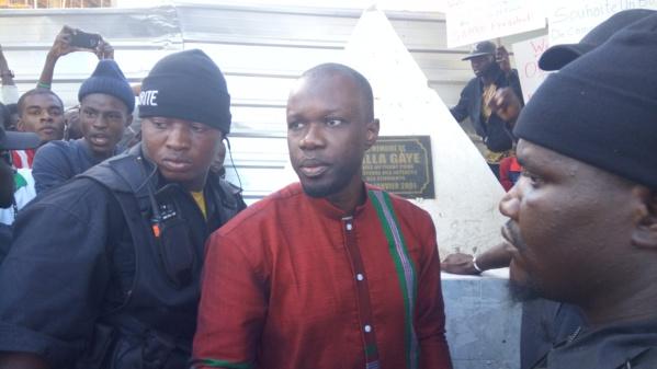 Attaque contre Pastef : Ousmane Sonko hausse le ton et menace