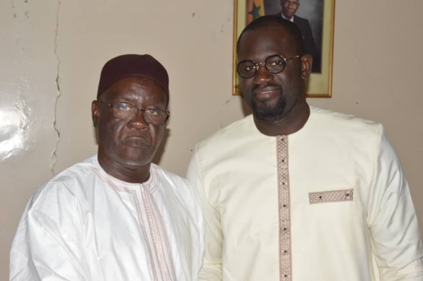 Kaolack : Moustapha Sow décroche Ouseynou Goumbala du PDS