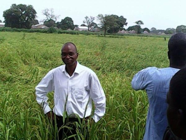 Agriculture/Kolda : Le projet NIINABA déroule le tapis rouge au nouveau MAER