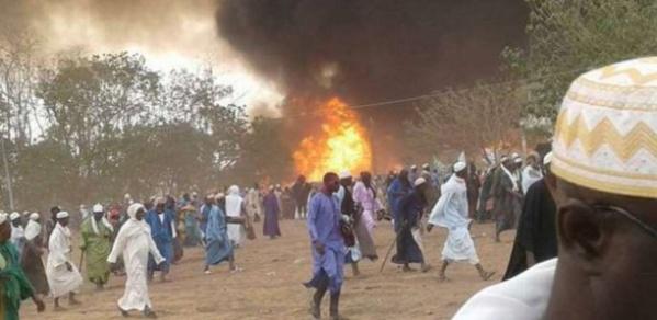 Dakaa 2019 : Un incendie emporte deux tentes en pailles, d'importants dégâts matériels enregistrés