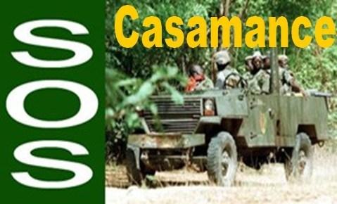 """Dialogue National : """"Sos Casamance"""" pose la question du Processus de Paix en Casamance sur la table de Macky"""