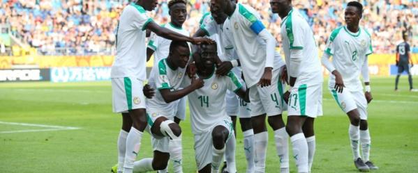 Mondial U20 : Le Sénégal qualifié au second tour après avoir battu la Colombie 2/0