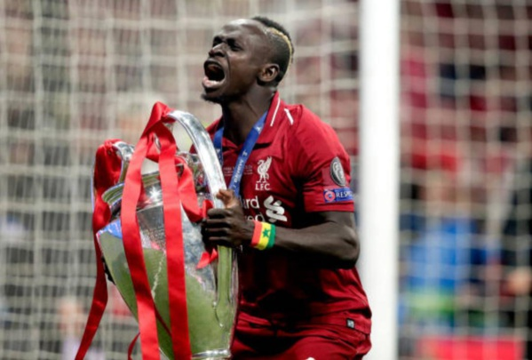 Macky Sall félicite Sadio Mané