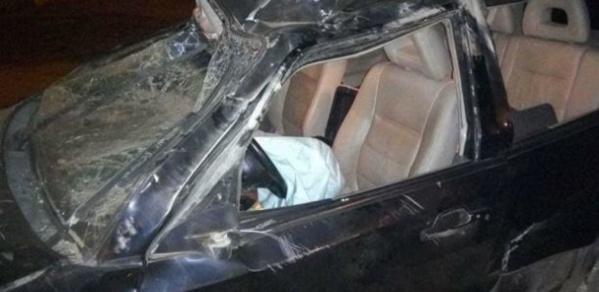 Drame : Trois morts dans un grave accident de la route aux Almadies