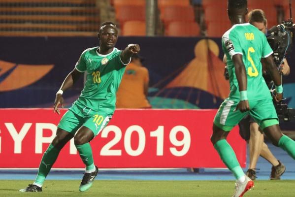 Can 2019 : Le Sénégal bat l'Ouganda (1-0) et se qualifie en quarts de finale