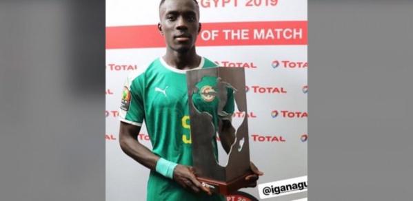 Ouganda-Sénégal (0-1) : Gana Guèye homme du match