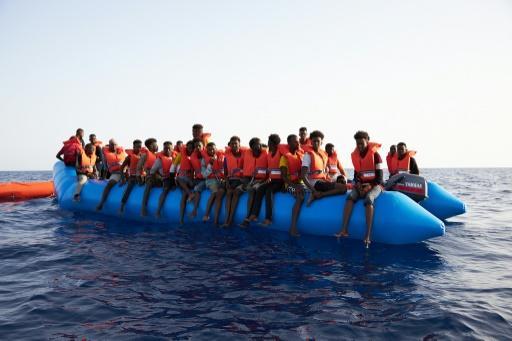 Libye: 62 corps de migrants repêchés après le naufrage jeudi au large de Khoms