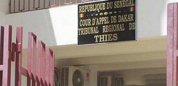 Thiès : Une détenue se suicide au tribunal