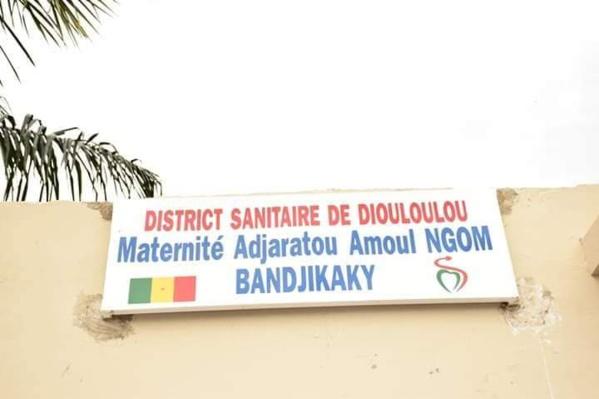 Bignona : Baldé offre une maternité aux femmes du village de Bandjikacky