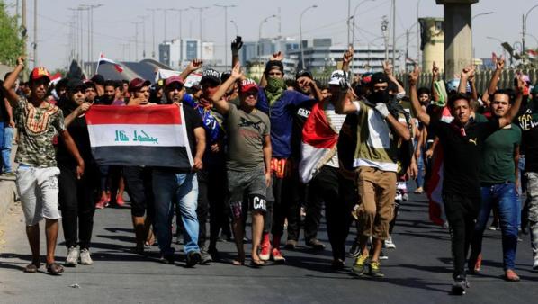 En Irak, les manifestants reçoivent le soutien de la plus haute autorité chiite