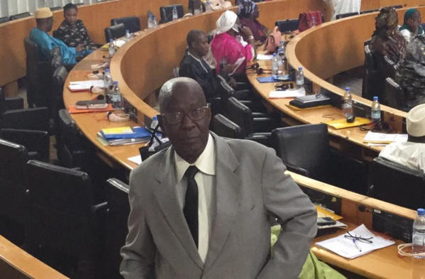 Décès du député-maire de Goudomp Abdoulaye Bosco Sadio