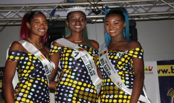 Miss Sénégal 2020 : Sokhna Ciss élue Miss Dakar