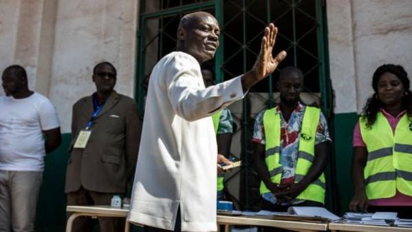 Présidentielle en Guinée Bissau : Le président sortant battu dans son propre bureau de vote