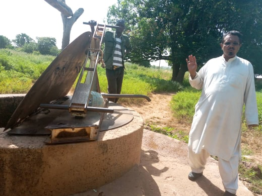 Accès à l'eau : L'Ong Humanity-First Sénégal installe des pompes en Casamance pour soulager...