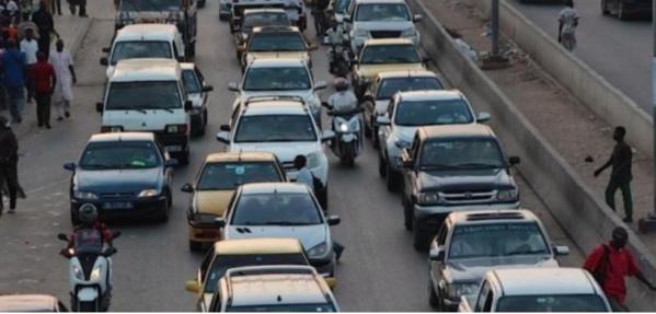 Embouteillages : Le Sénégal a perdu 2000 milliards en 9 ans