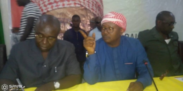 2e tour à Bissau : Des candidats malheureux apportent leurs soutiens au MADEM-G15