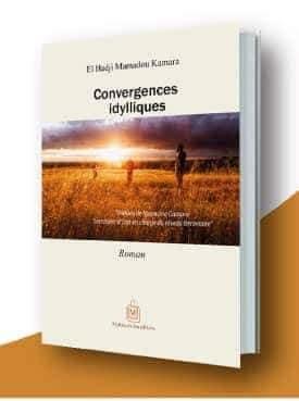 "Ziguinchor : Elhadj Kamara publie un roman intitulé ""Convergences idylliques""."