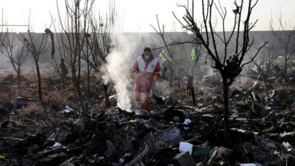 Crash aérien à Téhéran: « l'avion a été abattu par un missile iranien»