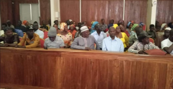 TAMBA : L 'ADL accompagne 440 acteurs locaux pour un financement de 1 milliard 400 mille CFA...