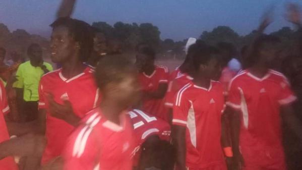 Agnack : Bouba Sow de L'APR parrain du Tournoi de foot de la communauté Baïnounk