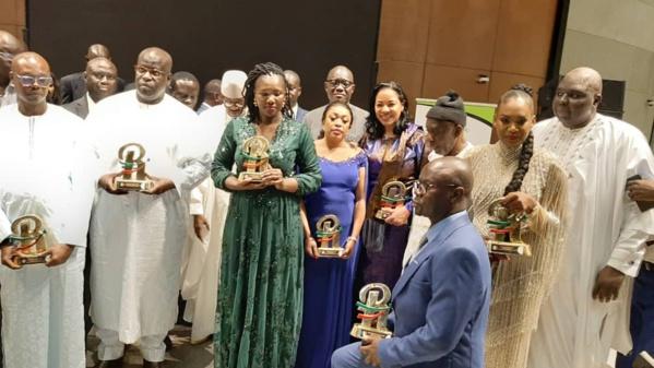 Prix Ragnée 2020: Amina Badiane de Miss Sénégal lauréate de la meilleure actrice culturelle