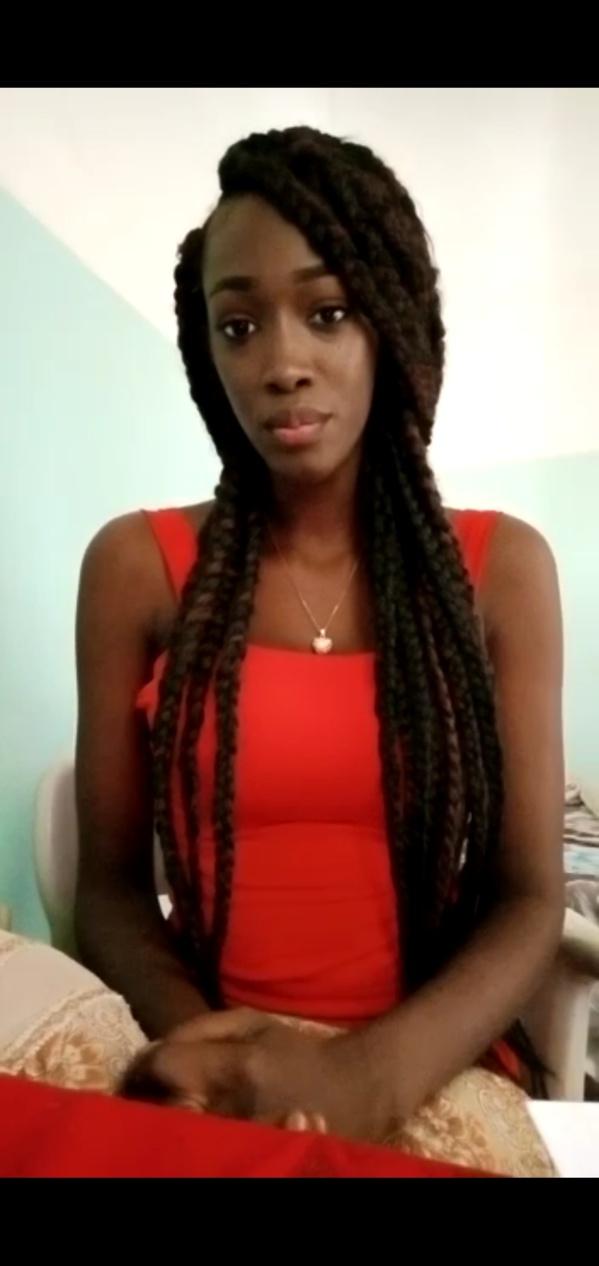 Coronavirus : Miss Sénégal 2020 appelle au respect des mesures de prévention.