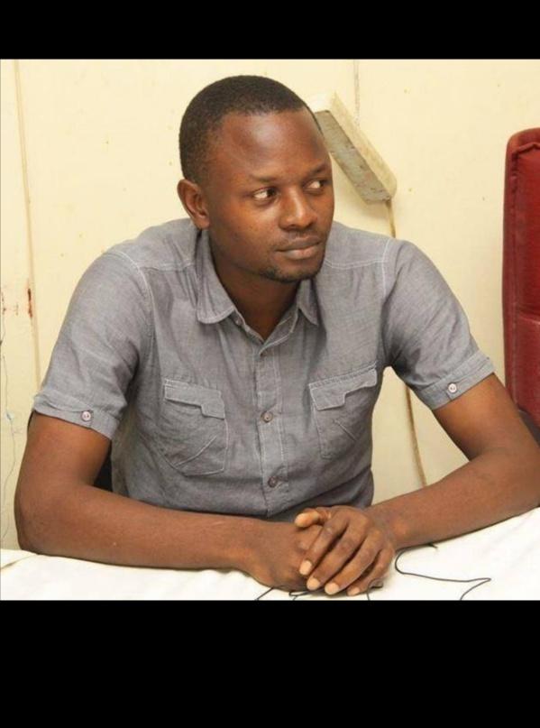 """Le journaliste Khalil Diémé après sa libération: """"Merci à tous pour vos soutiens..."""""""