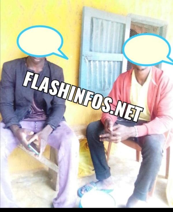 Kafountine : Deux pêcheurs Maliens arrêtés par les habitants de Niomoune