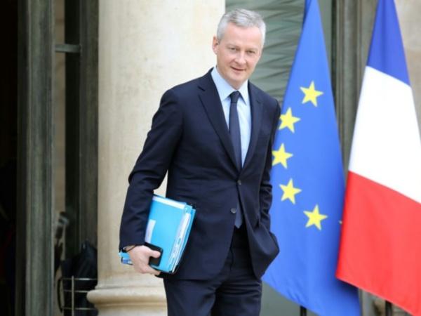 Le ministre français de l'Économie Bruno Le Maire testé positif au Covid-19