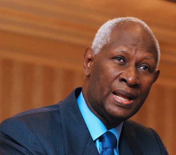 """Abdou Diouf : """"Deux mandats suffisent à la tête d'un État"""""""