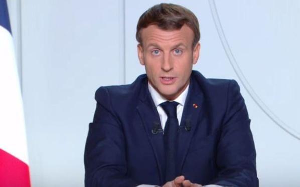 France : Macron annonce un reconfinement à partir de vendredi