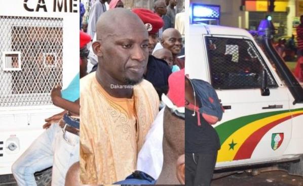 Urgent : Assane Diouf cueilli, une autre arrestation en cours