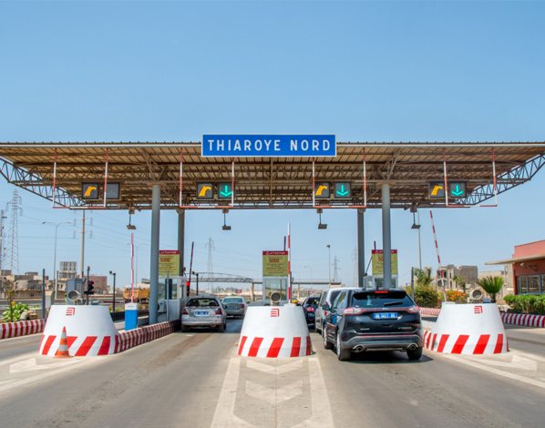 Travaux Ter : Des tronçons de l'autoroute à péage fermés à la circulation à partir du 26 avril