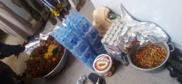 Ramadan : Le Ndogou royal de Diaga aux Talibés d'Elhadj Sidya Dramé